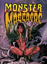 [Image for Monster Massacre Vol. 1]