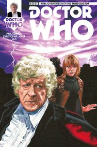 [Image for Doctor Who: The Third Doctor Miniseries]