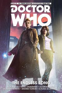 [Image for The Tenth Doctor Year 2]