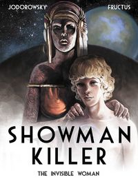 [Image for Showman Killer: The Invisible Woman]
