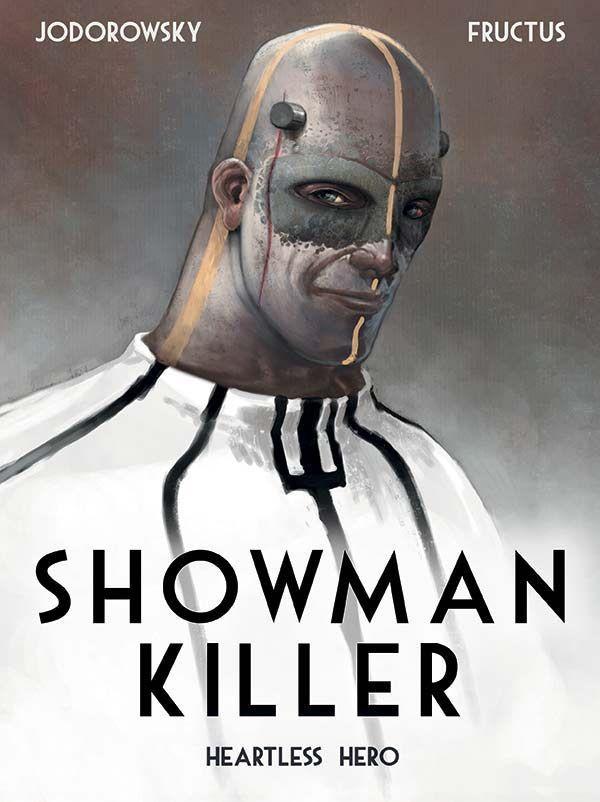 [Cover Art image for Showman Killer Vol. 1: Heartless Hero]