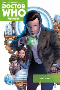 [Image for Doctor Who: The Eleventh Doctor Archives Omnibus]