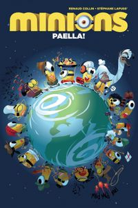 [Image for Minions: Paella]