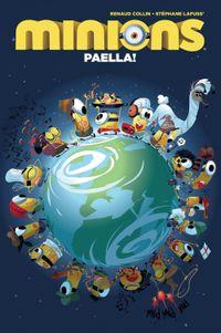 [The main image for Minions: Paella]