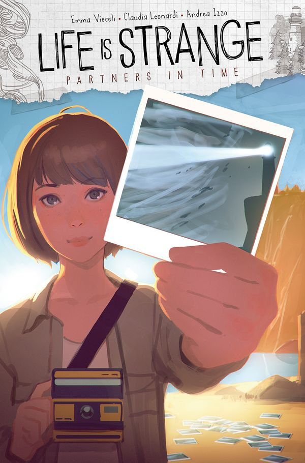 [Cover Art image for Life is Strange]