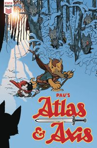 [Image for Atlas & Axis]