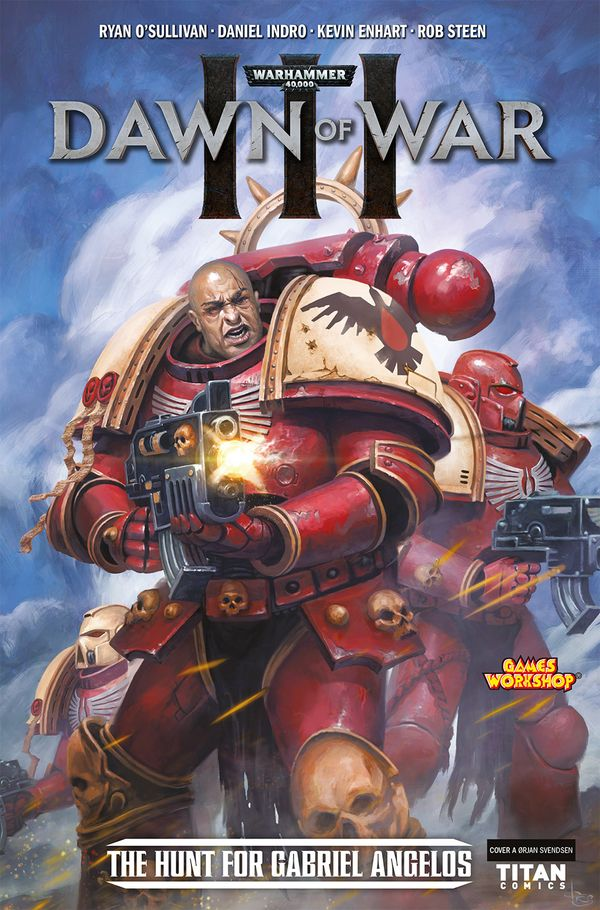 [Cover Art image for Warhammer 40K: Dawn Of War]