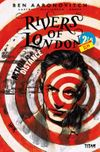 [The cover image for Rivers Of London: Action at a distance]
