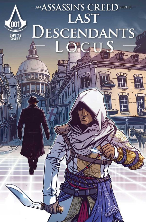 [Cover Art image for Assassin's Creed: Locus]