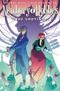 [Image for Newbury & Hobbes: The Undying]