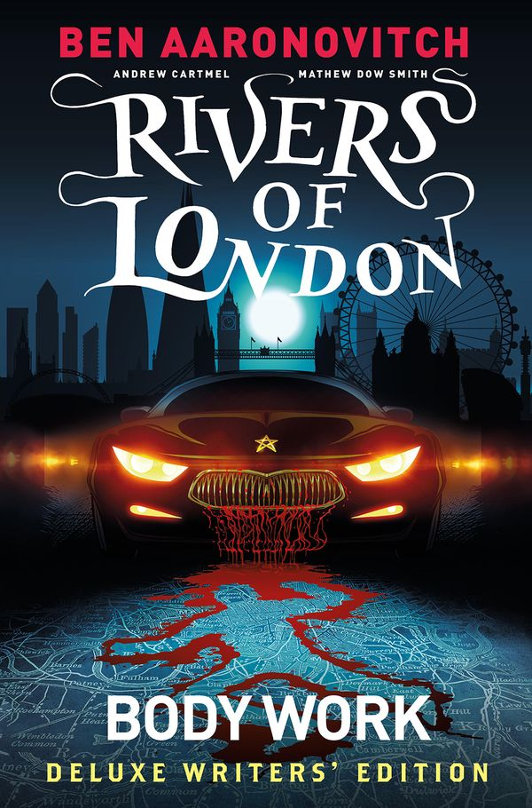 [Cover Art image for Rivers Of London Vol. 1: Body Work Deluxe Writers' Edition]