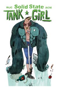 [Image for Tank Girl: Solid State Tank Girl]