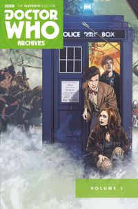 [Image for Doctor Who Archives: The Eleventh Doctor Vol. 1]
