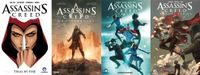 [Image for Assassin's Creed Digital Comic Sale!]