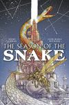 [The cover image for The Season of the Snake]