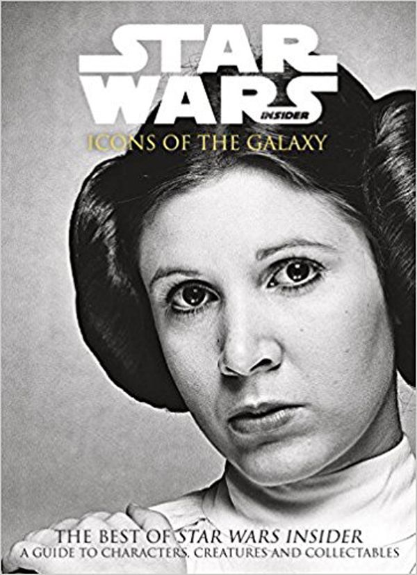 [Cover Art image for Star Wars: Icons of the Galaxy]