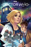 [The cover image for Doctor Who]