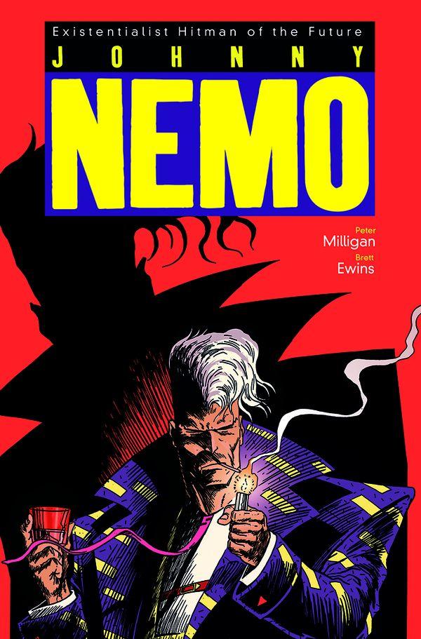 [Cover Art image for Johnny Nemo]