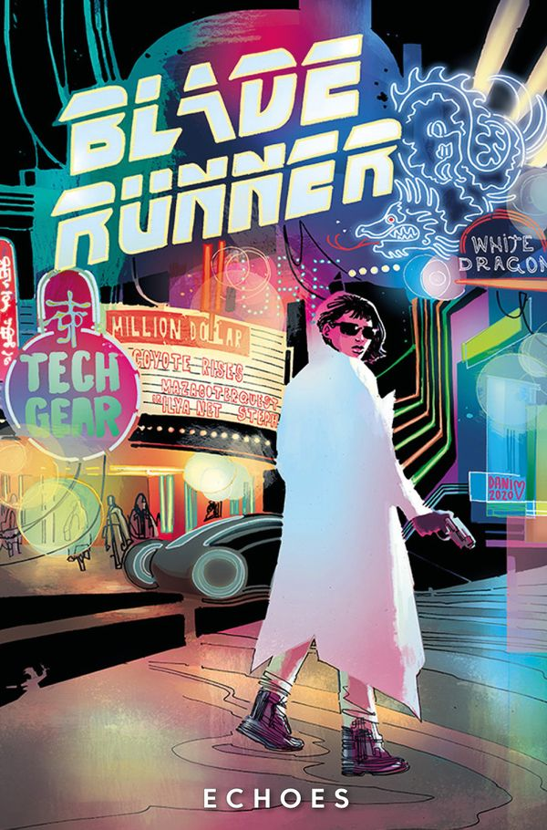 [Cover Art image for Blade Runner 2029 Vol. 2: Echoes]