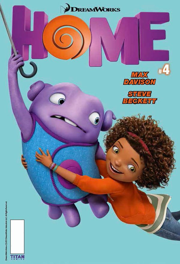 [Cover Art image for Home]