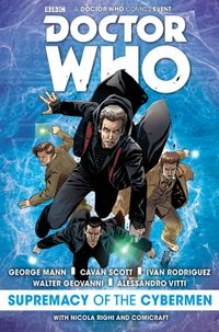[Image for Doctor Who: 2016 Event (Hardcover)]