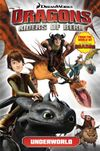 [The cover image for Dragons Riders of Berk: Underworld]