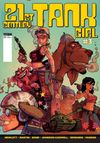 [The cover image for Tank Girl : 21st Century Tank Girl]
