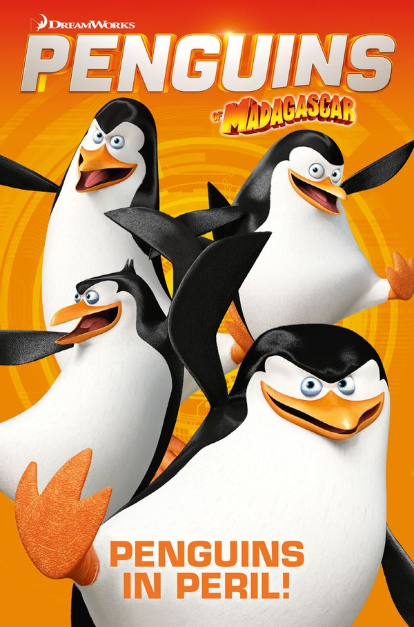 [Cover Art image for Penguins Of Madagascar: Penguins in Peril!]