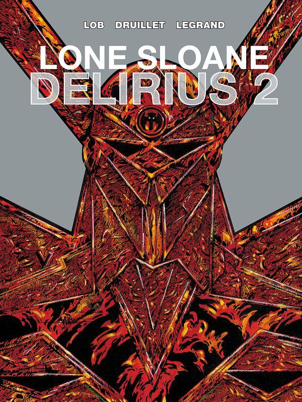 [Cover Art image for Lone Sloane: Delirius Vol. 2]