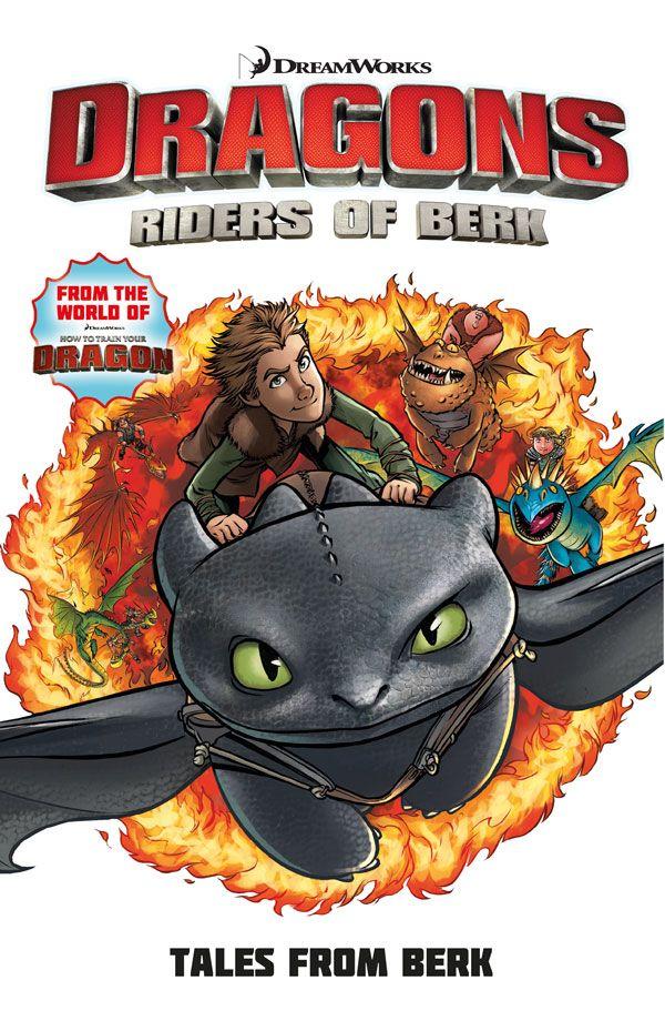 [Cover Art image for Dragons Riders of Berk: Tales from Berk]