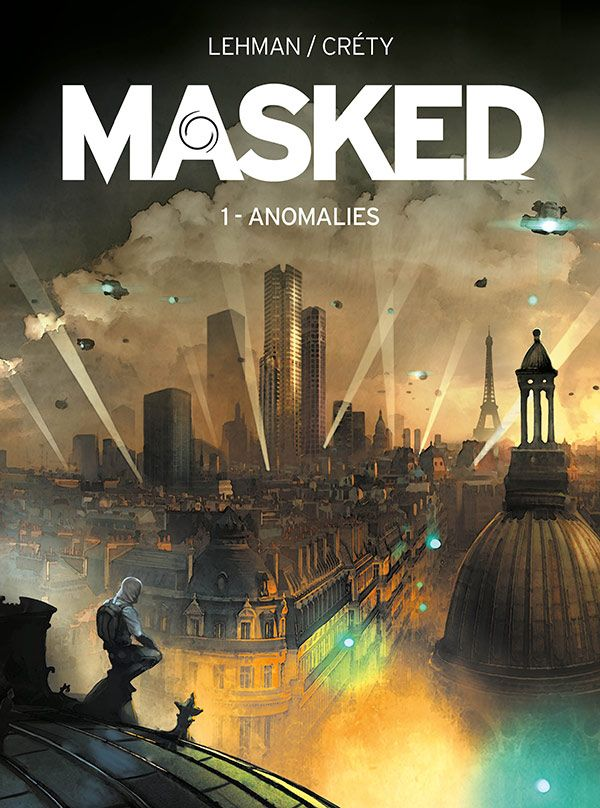 [Cover Art image for Masked: Anomalies]