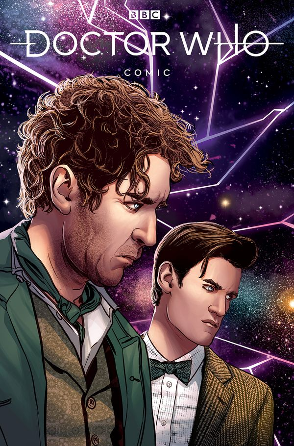 [Cover Art image for Doctor Who: Empire of the Wolf]