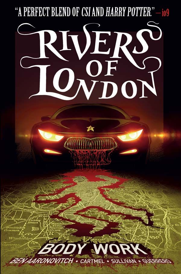 [Cover Art image for Rivers Of London Vol. 1: Body Work]