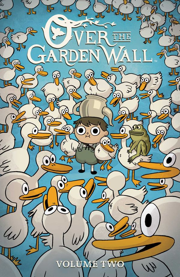 [Cover Art image for Over The Garden Wall Vol. 2]