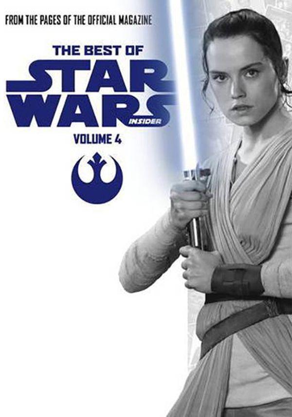 [Cover Art image for Star Wars: Best Of Star Wars Insider Vol. 4]