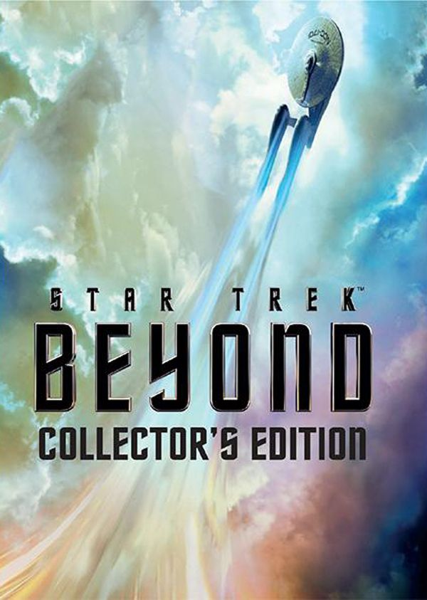 [Cover Art image for Star Trek Beyond: The Collector's Edition Book]