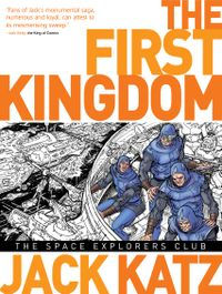 [Image for The First Kingdom: The Space Explorers Club]