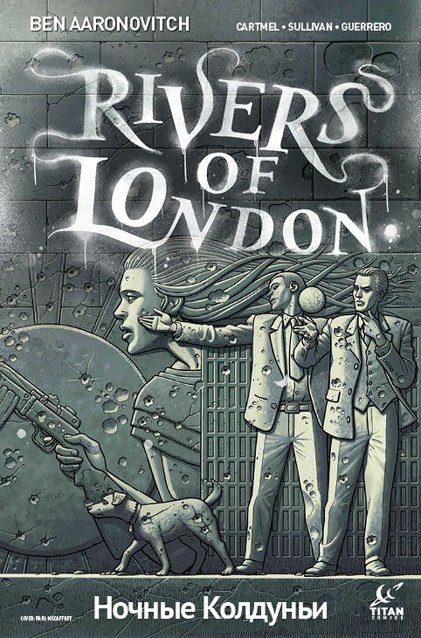 [Cover Art image for Rivers of London: Night Witch]