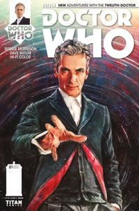 [Image for First Look: New Twelfth Doctor Comic from Titan!]