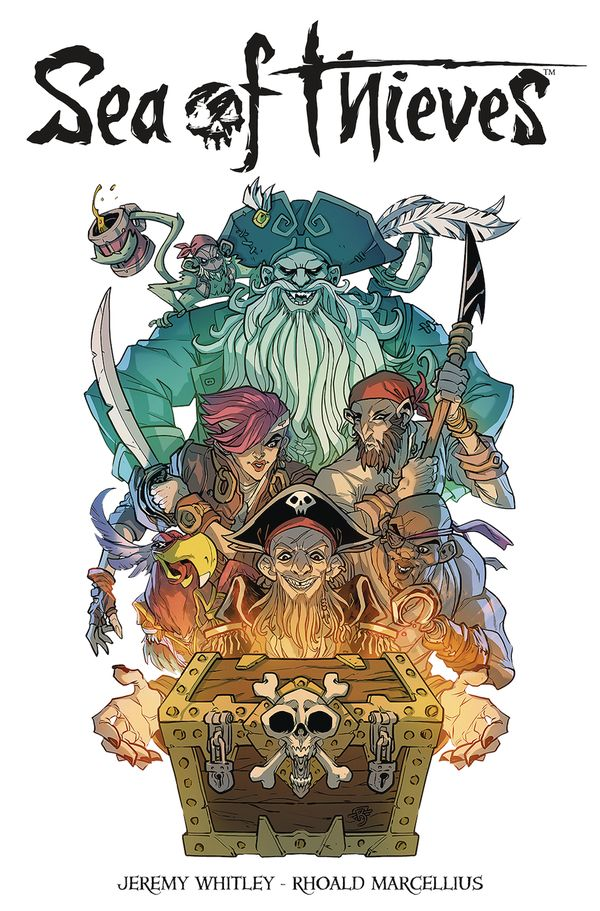 [Cover Art image for Sea of Thieves]