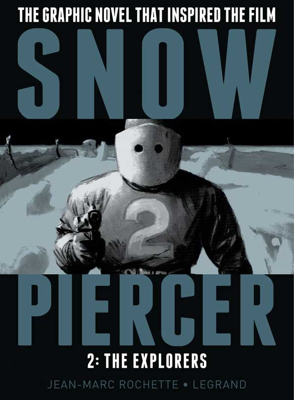 [Cover Art image for Snowpiercer Vol. 2: The Explorers]