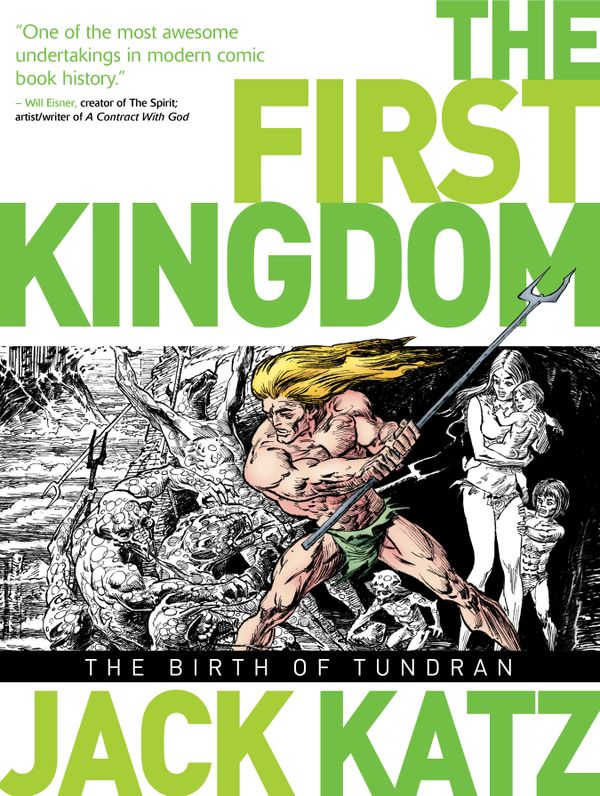 [Cover Art image for The First Kingdom Vol. 1: The Birth of Tundran]