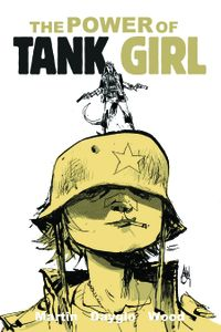 [Image for Tank Girl: The Power Of Tank Girl]