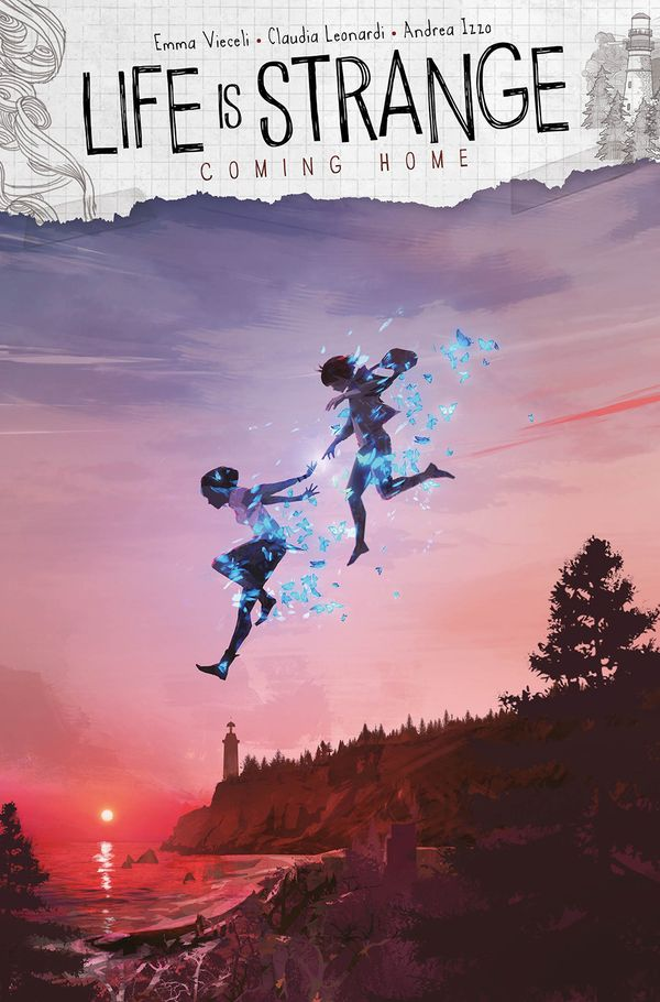 [Cover Art image for Life is Strange: Coming Home]