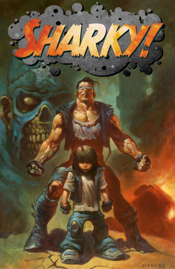 [Cover Art image for Sharky]