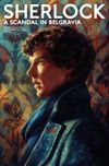 [The cover image for Sherlock: A Scandal in Belgravia]