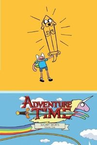 [Image for Adventure Time: Sugary Shorts Math Ed]