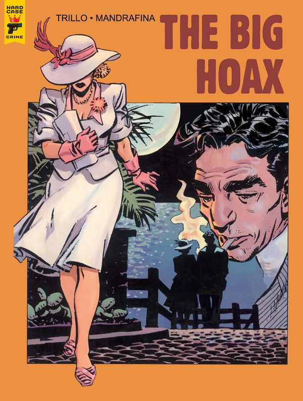 [Cover Art image for The Big Hoax]