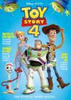 [The cover image for Disney Pixar's Toy Story 4: The Official Movie Special]