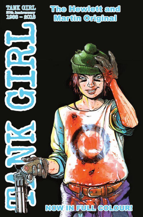 [Cover Art image for Tank Girl: Full Color Classics]